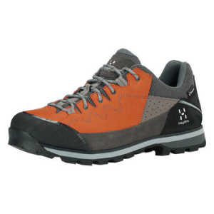 Haglofs Vertigo Proof Eco Walking Shoes - Burnt Orange