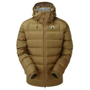 Mountain Equipment Lightline Down Jacket - Tabacco Green