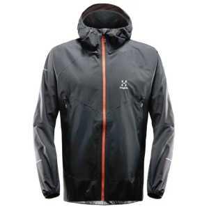 Haglofs Mens L.I.M Proof Multi Waterproof Jacket - True Black