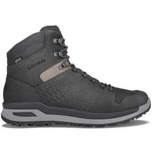 Lowa Locarno GTX Mid Walking Boot - Anthracite