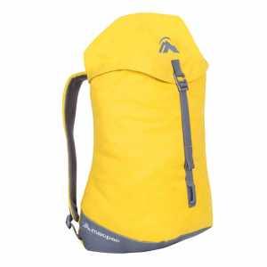 Macpac Weka Lightweight 20 Litre Packable Rucksack-Sulphur