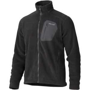 Marmot Warmlight Fleece - Black