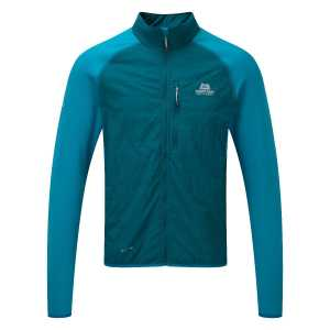 Mountain Equipment Switch Jacket - Legion Blue/Tasman