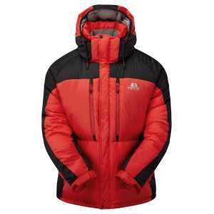 Mountain Equipment Annapurna Down Jacket - True Red/Black