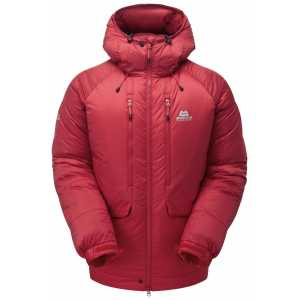 Mountain Equipment Expedition Insulated Down Jacket - Barbados Red