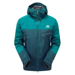 Mountain Equipment Lhotse GTX Waterproof Jacket - Legion Blue/Tasman