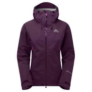 Mountain Equipment Rupal Women's Jacket - Blackberry