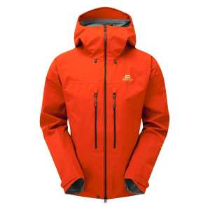 Mountain Equipment Tupilak GTX Pro Waterproof Jacket - Cardinal Orange