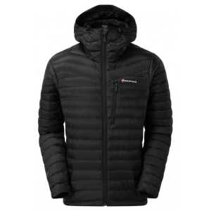 Montane Featherlite Down Insulated Jacket - Black