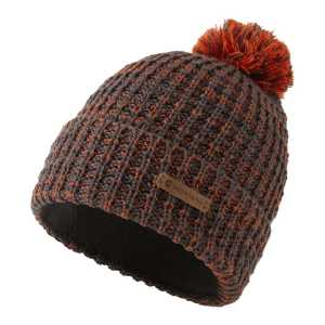 Montane Top Out Bobble Beanie Hat - Firefly Orange