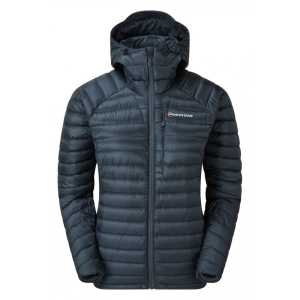 Montane Womens Featherlite Down Insulated Jacket - Orion Blue