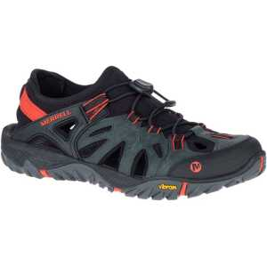 Merrell All Out Blaze Sieve Walking Sandal - Dark Slate