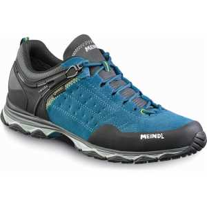 Meindl Ontario GTX Walking Shoes - Petrol/Grey