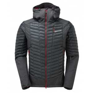 Montane Quattro Fusion Down Jacket - Shadow