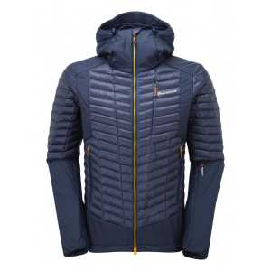 Montane Quattro Fusion Down Jacket - Antarctic Blue