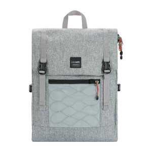 Pacsafe Slingsafe LX450 15L backpack - Tweed Grey (Ex-Sample)