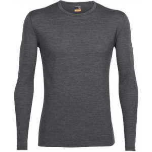 Icebreaker Mens Oasis Long Sleeve Crewe