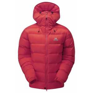 Mountain Equipment Vega Insulated Jacket - Barbados Red