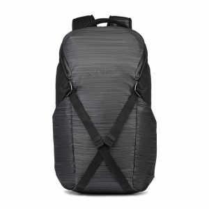 Pacsafe Venturesafe X 24L Anti-Theft Backpack - Charcoal Diamond