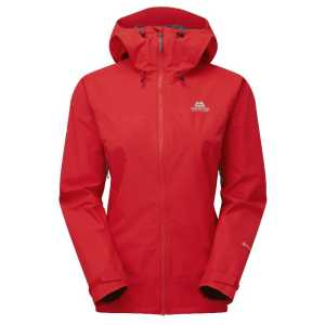 Mountain Equipment Womens Garwhal GTX Paclite Jacket - Imperial Red