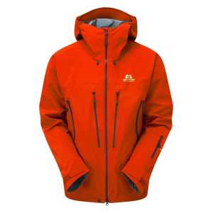 Mountain Equipment Changabang GTX Pro Waterproof Jacket - Cardinal Orange