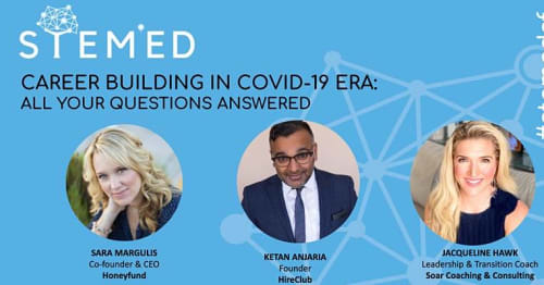 Career Building in the COVID Era: All Your Questions Answered