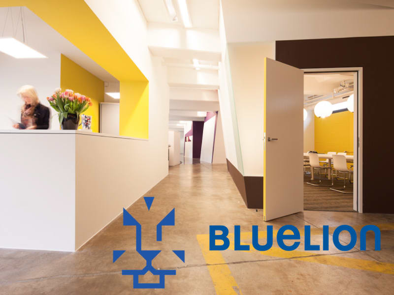 """BlueLion Incubator "" for High Tech Startups"