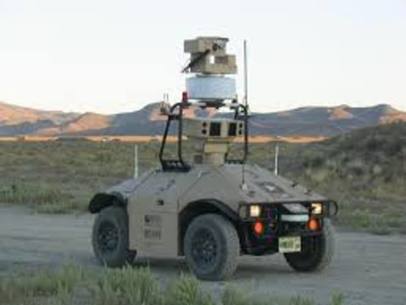Mobile Detection Assessment and Response System (MDARS)