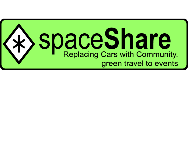 SpaceShare: rideshares and roomshares for conferences and festivals