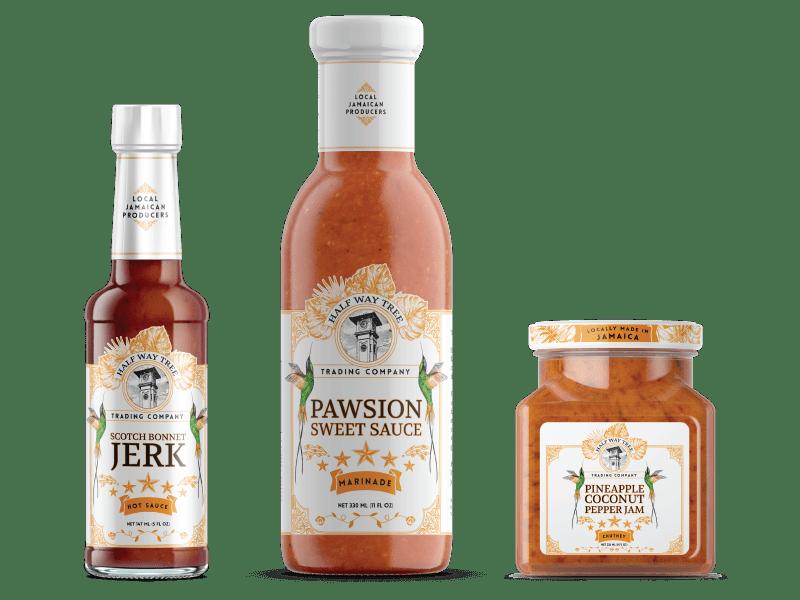 Half Way Tree - Jamaican Food Consortium