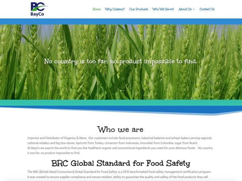 BayCo -Organic Products