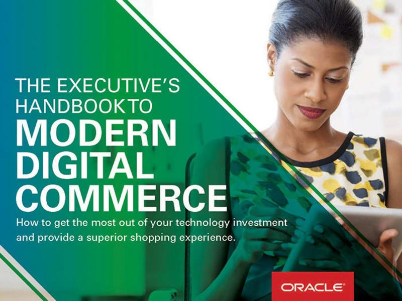 Oracle Ecommerce eBook