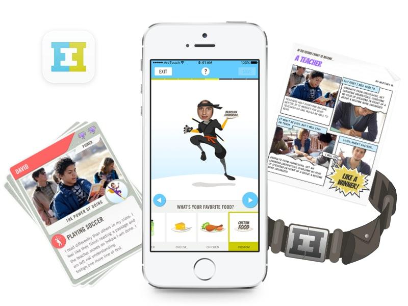 Eye to Eye National iPhone App