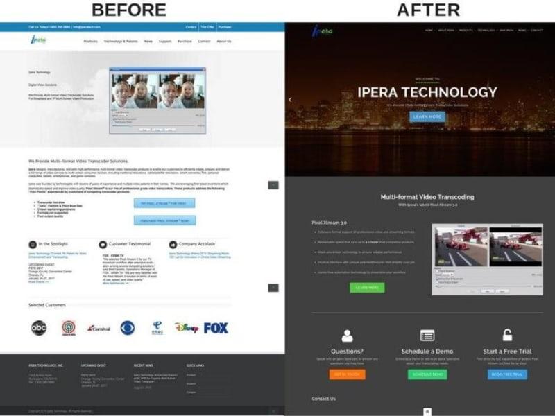 Ipera Technology Product Management Internship