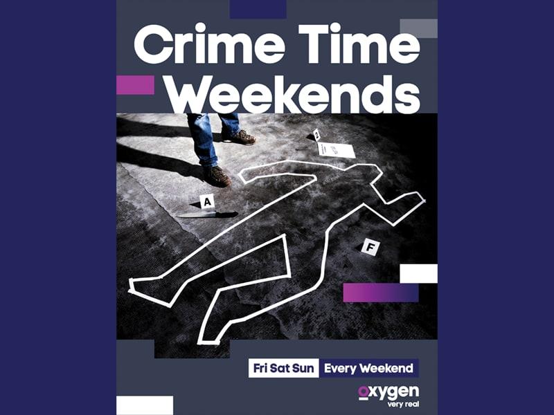 Crime Time Weekends Key Art