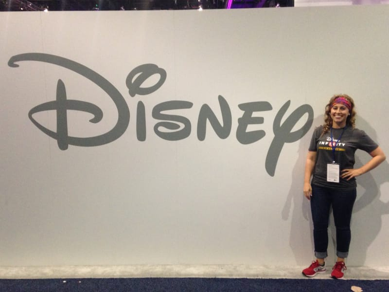 Stage Manager for The Walt Disney Company