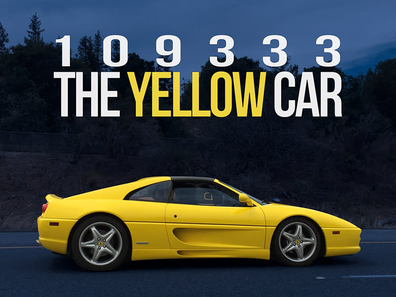 109333 The Yellow Car