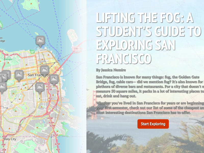 Lifting the fog: A student's guide to exploring San Francisco