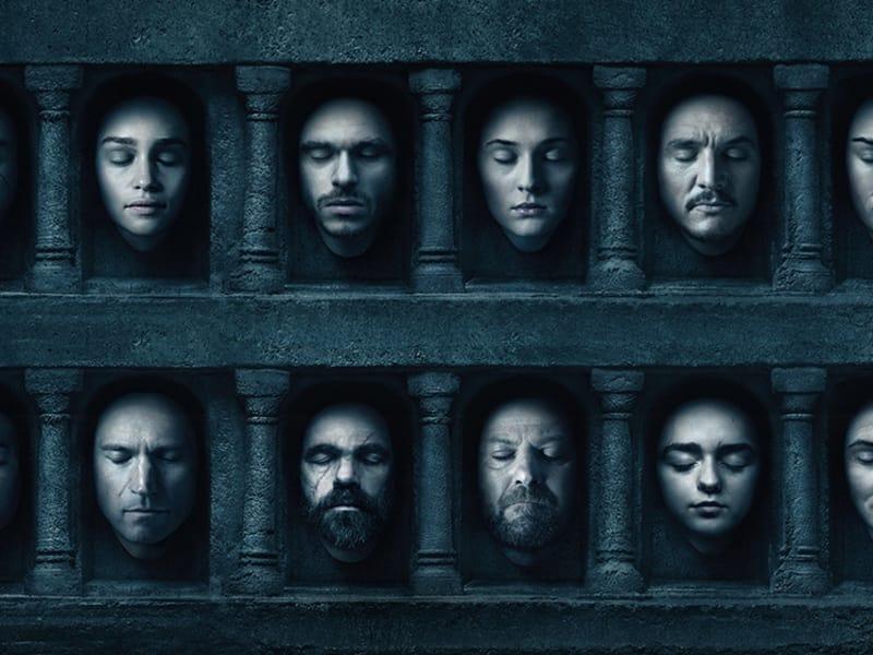 Game of Thrones - Seasons 6 & 7