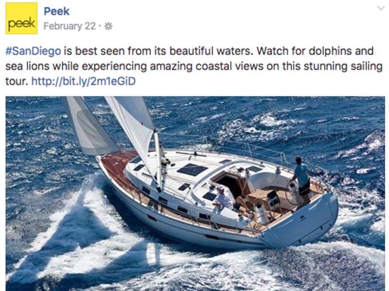 Peek.com Facebook