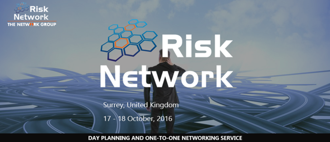 Sponsorship Announcement: The Risk Network.