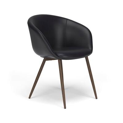 Contemporary Barrel Guest Chair