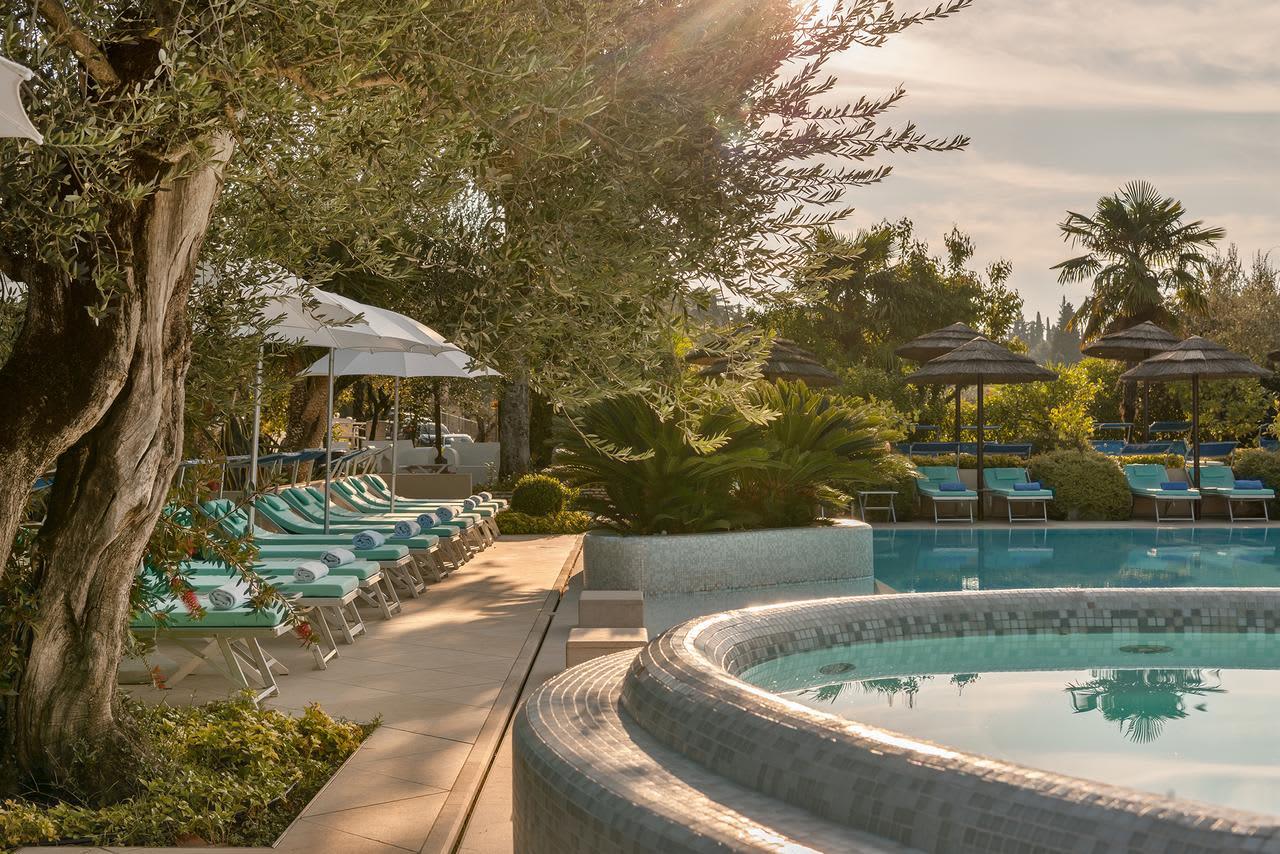 Hotel Olivi Sirmione Lake Garda Italy Holidays Topflight Ie