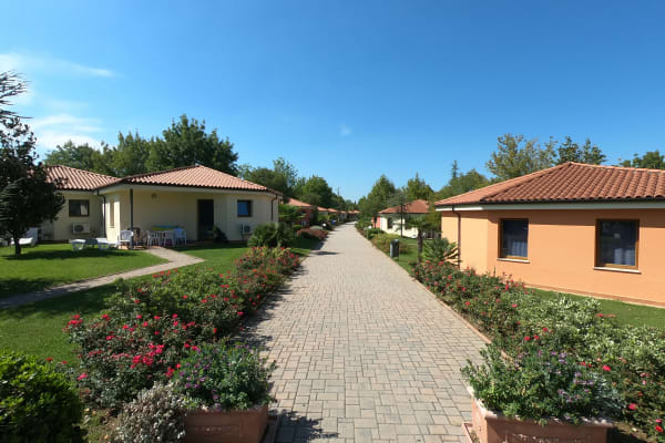 Bella Italia: Bungalows,Peschiera