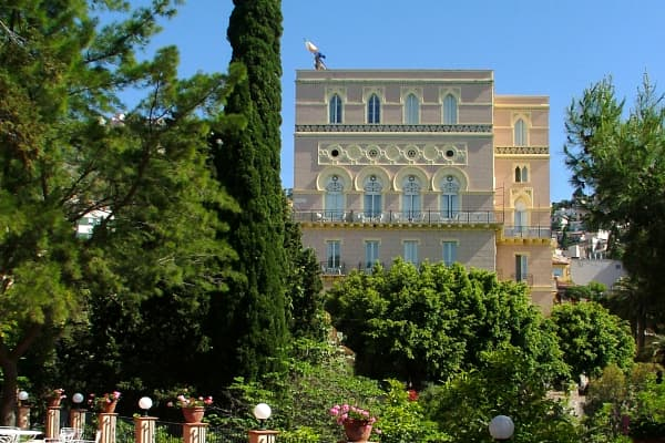 Excelsior Palace, Taormina, Sicily