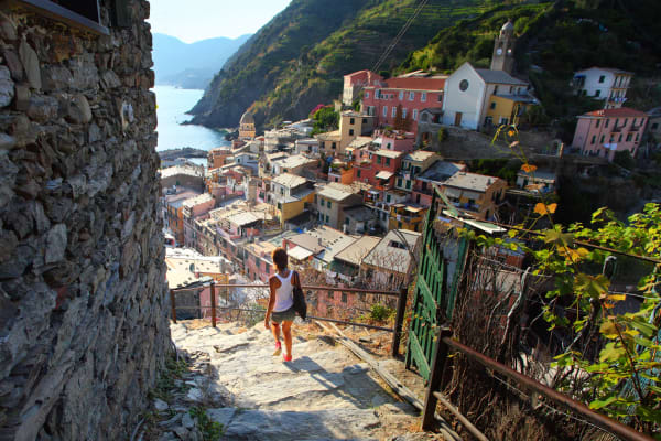Walking Tour of Liguria & Cinque Terra