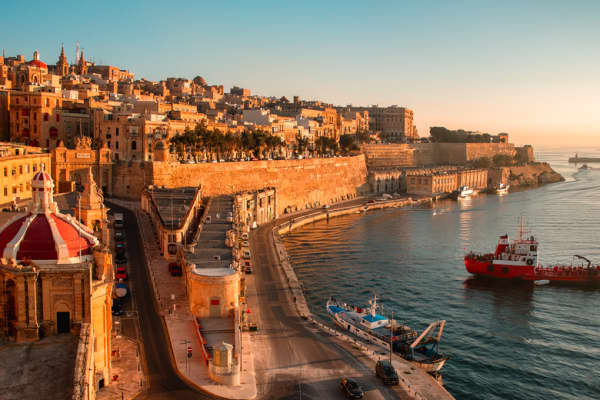 MSC Winter Mediterranean Fly & Cruise Rome