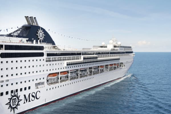 MSC Greek Isles Cruise & Stay Venice