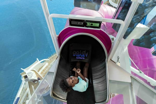 Allure of the Seas,Cruise