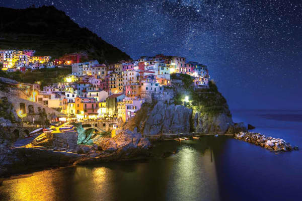 Walking Tour of Liguria & Cinque Terre